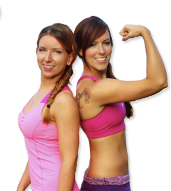 FLEX bikini body bootcamp liz and sara