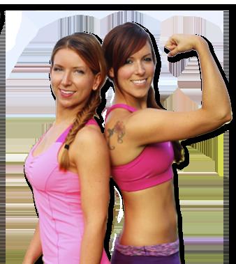 FLEX bikini body bootcamp liz and sara