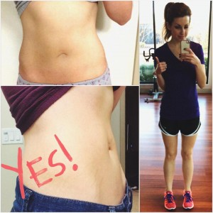 Super Sisters Bikini Bootcamp Before After
