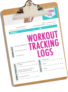 training logs